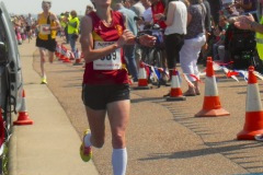 Whitstable 10K First Lady - Liz Weeks