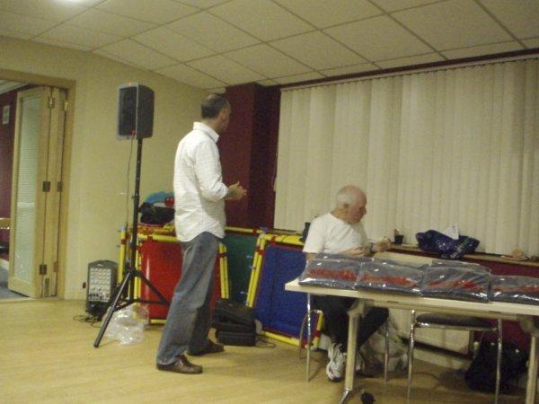 Cross Country Presentation 2011