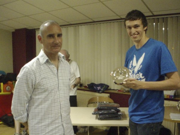 Cross Country Presentation 2011