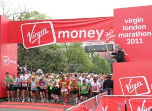 London Marathon 2012 Club Ballot