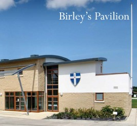 Move to King's School  Birley's Sports Pavilion