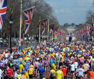 London Marathon 2013 Results