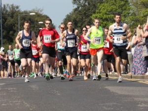Whitstable 10K 2013 Race Report
