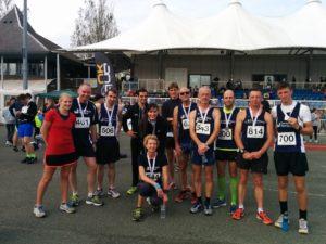 Ashford 10K and Royal Parks Foundation Half Marathon