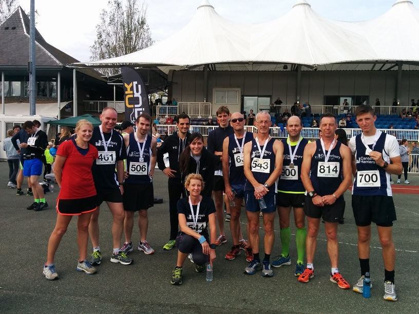 Ashford 10K and Royal Parks Foundation Half Marathon