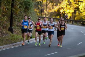 Adam Stokes helps Royal Navy and Marines Defeat US Counterparts with Incredible Marathon Result