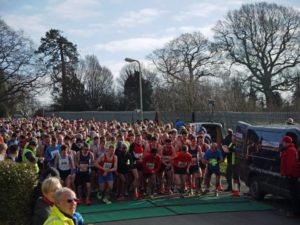 Canterbury 10 mile race