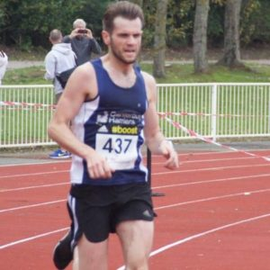 Tom Millard storms home to win the Lydd 20 mile race on Sunday 13th March