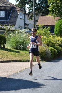 Harriers Take 1 2 at Home Half Marathon