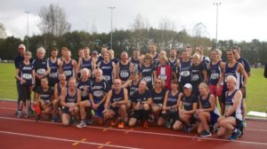 Record Turn Out for Harriers at Club Championship 10k