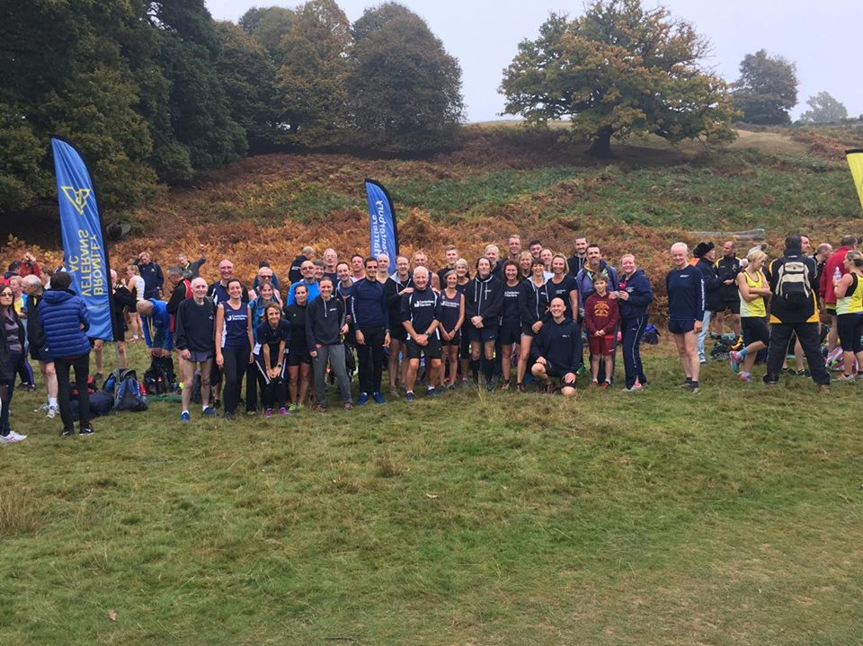 You are currently viewing Kent Fitness League off to Flying Start in Sevenoaks