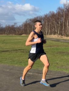 Final X Country At Fowlmead Proves Fruitful For Harriers Ladies