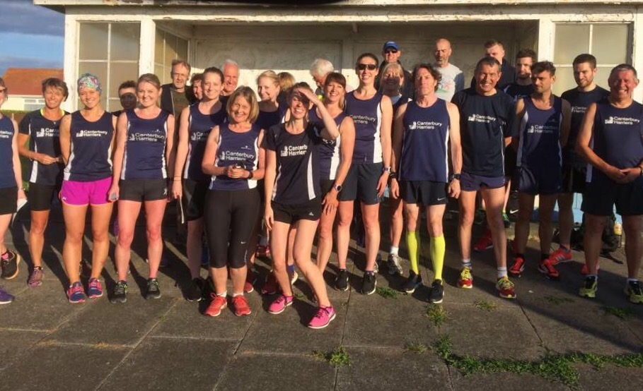 Excellent season for Canterbury Harriers