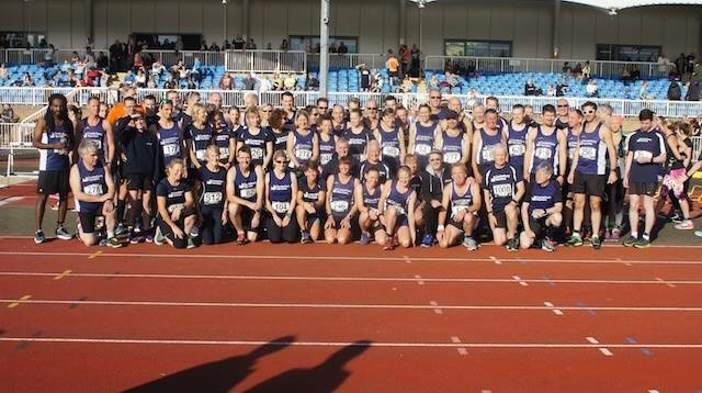 You are currently viewing Record Turnout for  Harriers Club Championship Race