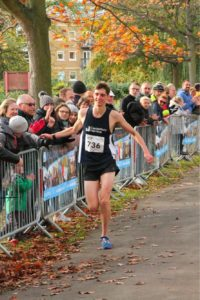 Peter Hogben Wins First Marathon