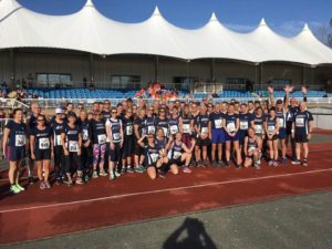 Read more about the article Record Turnout For 4th Club Championship Race