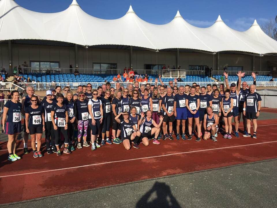 Record Turnout For 4th Club Championship Race